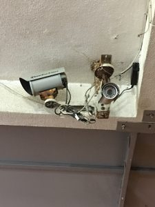 beveiligingscamera's in Turkije