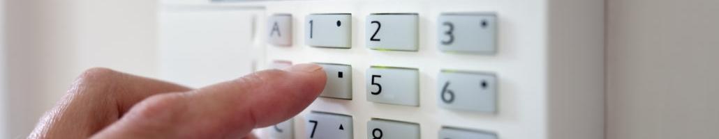code ingeven alarmsysteem