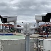 camerabeveiliging Industrie