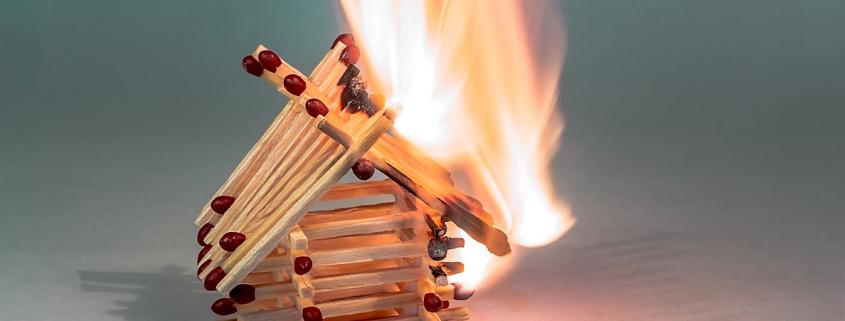 Brandpreventie door broeidetectie