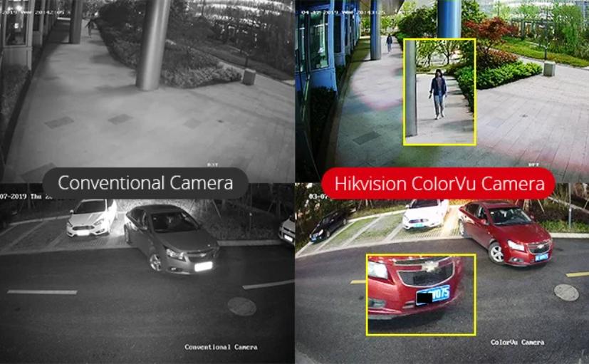 Zien in het donker met Hikvision ColorVu